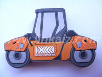 construction equipment fork truck shape usb flash drives