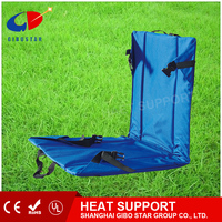 Large stock in & support customized color and size,Heated stadium chair, easy carrying cushions, keep warm &physical therapy