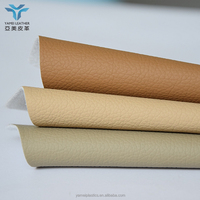 Factory Supply PU Microfiber Leather Rexine