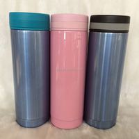 Hot selling colorful double wall stainless steel insulated water bottle