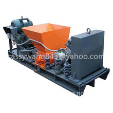 Concrete hollow core slab extruder/ hollow core slab forming machine