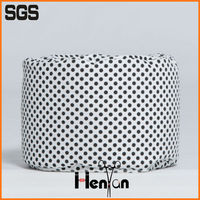 wholesale custom storage filling foam ottoman