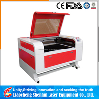 CE/ FDA/ISO Approved CO2 laser type 3d laser cutting machine laser engraver