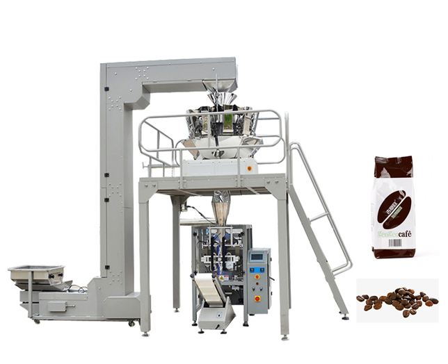JB-420Z 2000ml Automatic Multi-head weigher packing machine for <strong>rice</strong>,beans