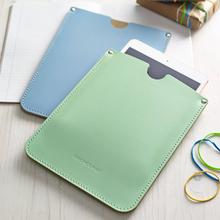 Full Colour Range and A Variety of Sizes Leather Sleeve for iPad to Suit Any Style