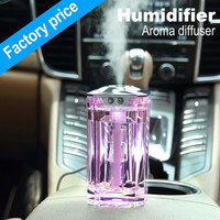 Hot Sale Air Humidifier Ultrasonic Aromatherapy Diffuser Humidifier Mist Maker For Home Baby Facial Beauty