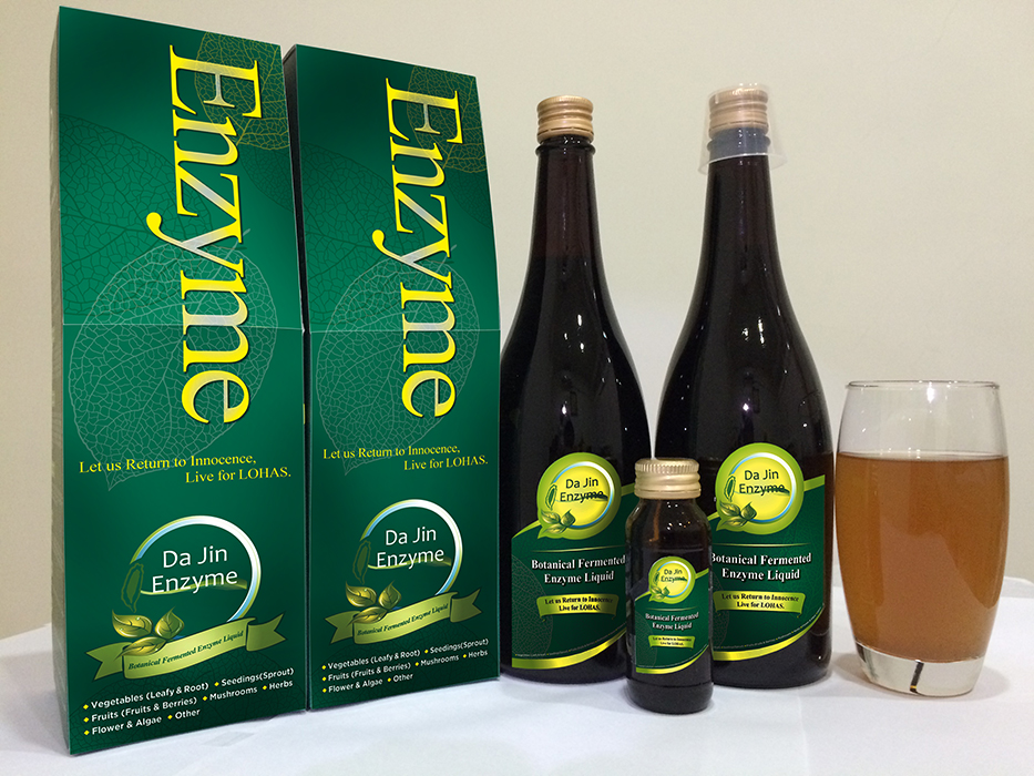 Enzyme Drink with Laccase Enzyme Food Supplements