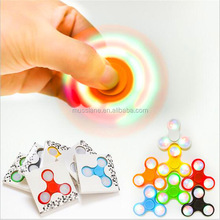 free samples iron hand metal Fidget spinner for kids