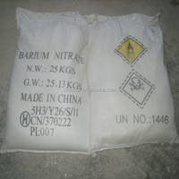 High Quality Barium Nitrate Powder 99.3%(CAS NO.: 10022-31-8)