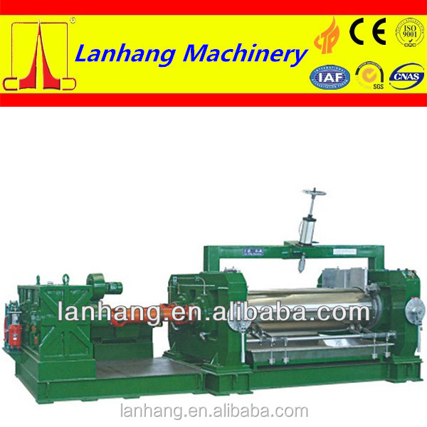 low price and top seller plastic universal shaft open mixing mill