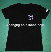 DIY el t shirt,el flashing t-shirts in china,overseas diy t shirts