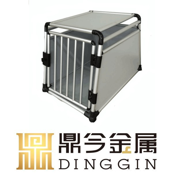 High quality aluminum dog kennel