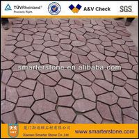 Red Mesh Back Stone