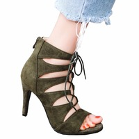 High Neck Shoes Women Latest Fashion