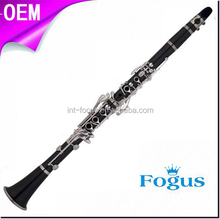 Clarinet with soft bag