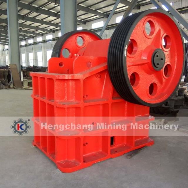 Stone Jaw crusher For Granite Stone,Industrial Equipment,Granite Crusher Machinery