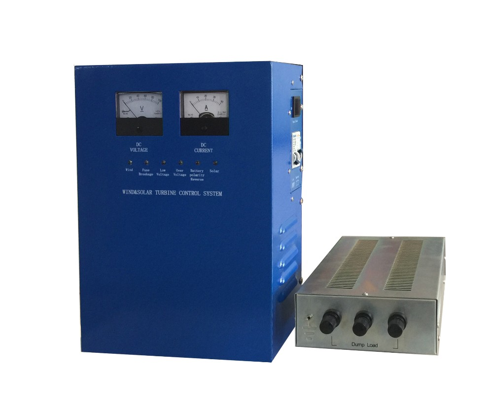 Deming brand 1kw 48v solar wind charge controller with good quality