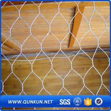 Decorative chicken hexagonal wire mesh manufacture in anping