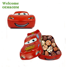 KID packaging wholesale Chocolate candy gift cookie custom printed metal tin box