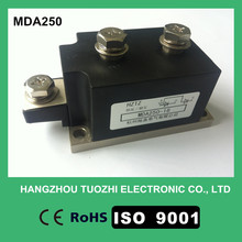 High power rectifier module counter charging protect diode MDA250