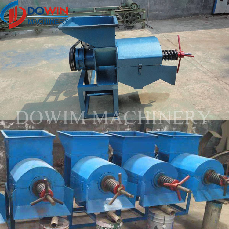 crude palm oil processing machinery
