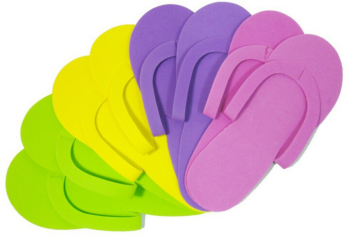 Cheap Disposable Pedicure EVA Slippers
