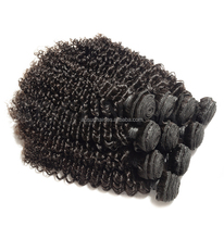 Unprocessed Virgin Cuticle Aligned Curly Wave Human Hair Free Hair Weave Sample