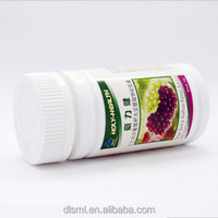 natural grape seed oil Grape seed extract softgel capsule
