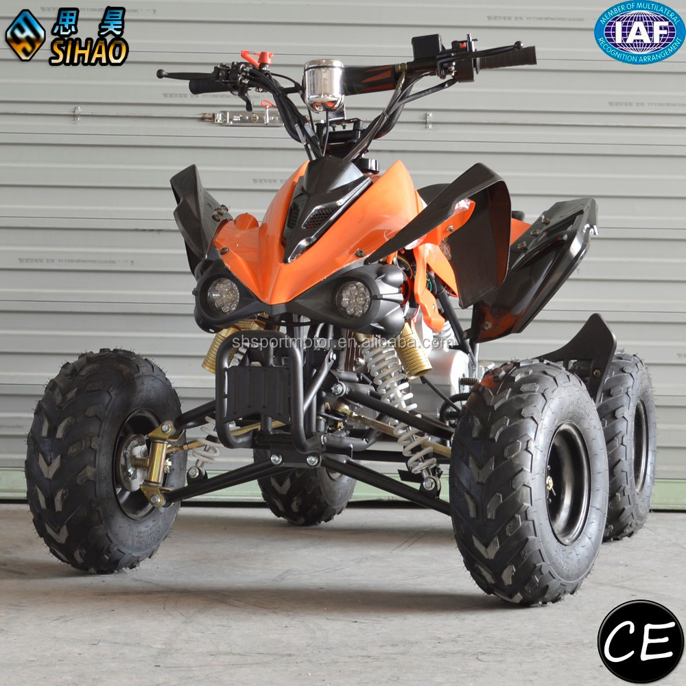 high quality 4 wheels motorbike 110CC 125cc quad bike ATV