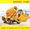 Good Quality Self Loading LT3500 Diesel Concrete Mixer Machine For Sale