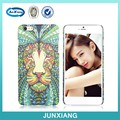 3D water transfer printing cell phone case for iphone 6 plus