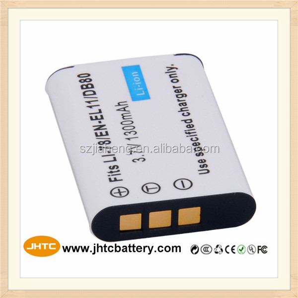 wholesale for Nikon EN-EL11 Rechargeable Li-Ion Battery for Nikon Coolpix S550 Digital Camera - Retail Packaging