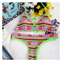 OEM Hot Sexy Photo Image 2016 Crochet Bikini Best Price Bikini Woman Swimwear
