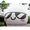 Funny Amazing Giant Lighting Water Display 20M Balloon PVC Inflatable