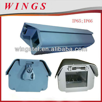 indoor and outdoor ip66 plastic cctv housing