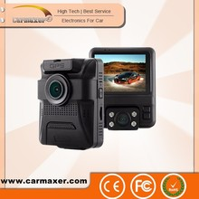 full hd 1080p GPS dash camera dual camera