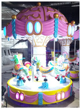 Hot sale carousel for sale with 6 player