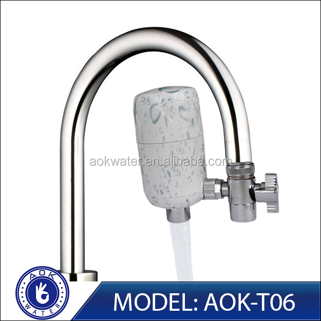 PH and ORP tap water filter,health products for elderly and baby