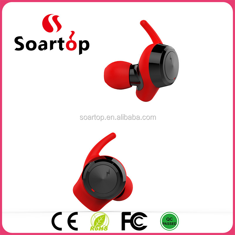 sport headset TWS Ture wireless earphone earbuds manufacturing