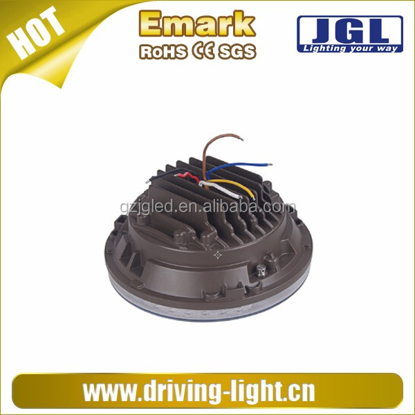 car accessories ip67 multi-function led headlight with DRL,hi/lo beam,turning light,front position light 27w 9-32v