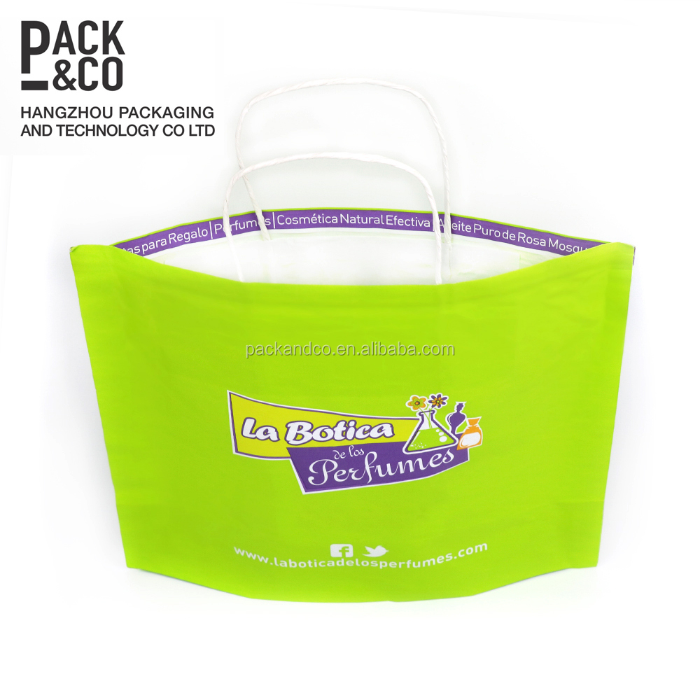 Bags design promotion kraft paper bag