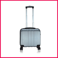 luggage trolley bags for travel with spinner wheels