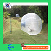 Plastic inflatable human sized hamster ball giant clear high quality glass roller ball for sale