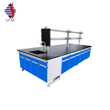 customized dimensions and design laboratory table lab furniture