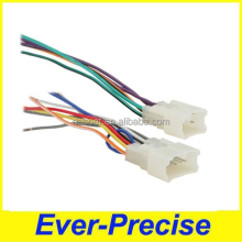 Power/4 Speaker Radio Wiring Harness with One 10-pin plug and one 6-pin plug for vehicles used