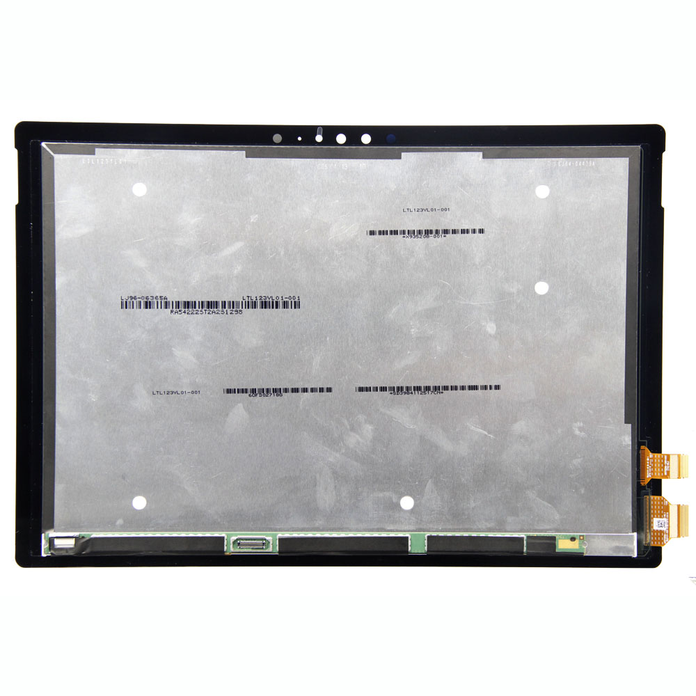 New LCD assembly For Microsoft Surface Pro 4 LCD LTN123YL01 touch screen digitizer replacement