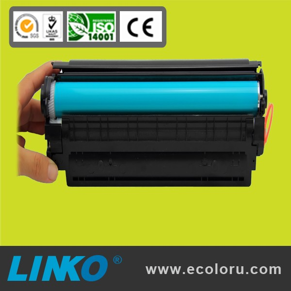 Factory direct sales all kinds of Manufacturer Compatible Toner for HP