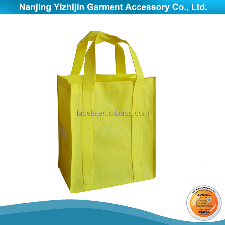 Non Woven Shopping Bag with Brand Name