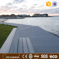 Shandong Cheap price wpc outdoor decking