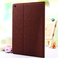 retro oracle pattern leather for ipad air folio case